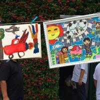 ...Daraus entstand diese Galerie von Kinderbildern.