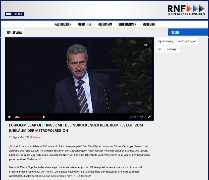 EU-Kommissar_Oettinger_mit_beeindruckender_Rede_beim_Festakt_zum_Jubiläum_der_Metropolregion___Rhein_Neckar_Fernsehen